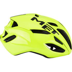 MET Rivale Helmet safety yellow